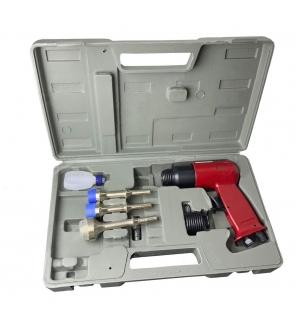 Пневматический пистолет для забивания гвоздей  под обтяжку
