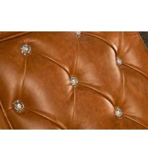 Мебельные пуговицы-стразы TC1018, кристалл, диаметр 18 мм