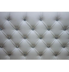 Мебельные пуговицы-стразы GB0298 A, акрил, диаметр 20 мм